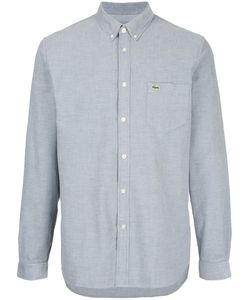 Lacoste | Straight-Fit Oxford Shirt Men 38