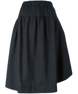 Comme Des Garçons Comme Des Garçons | Pinstripe Wide Skirt Size