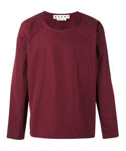 Marni | Oversized Long Sleeved T-Shirt Size 46