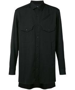 Yohji Yamamoto   Plain Shirt Men 2