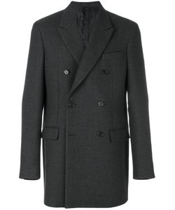 Jil Sander | Tailored Buttoned-Up Coat