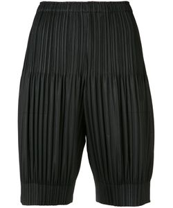Pleats Please By Issey Miyake | Pleated Shorts Size 3