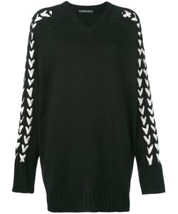 Y / Project | Braided Sleeve Jumper