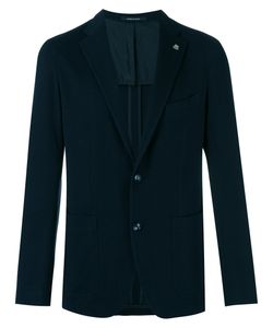 Tagliatore | Textured Blazer Size 54