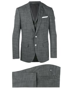 Boss Hugo Boss | Glen Plaid Two-Piece Suit