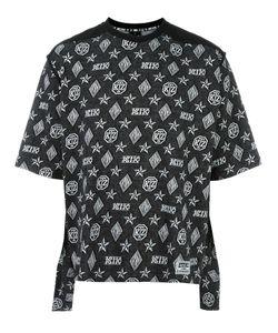 KTZ   Monogram Print T-Shirt Adult Unisex Xl Cotton