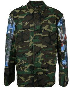 Taakk   Arm Patches Camouflage Jacket