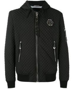 Philipp Plein | Quilted Hooded Jacket