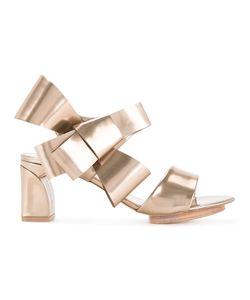 Delpozo | Bow Detail Sandals Size 37