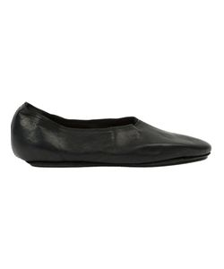 Guidi | Flat Ballerina Shoes 38