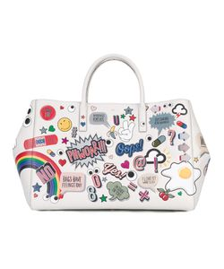 Anya Hindmarch   Sticker Tote Bag