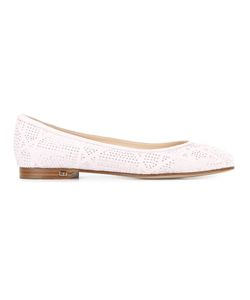 Dior | Rhinestone Ballerinas Size 38