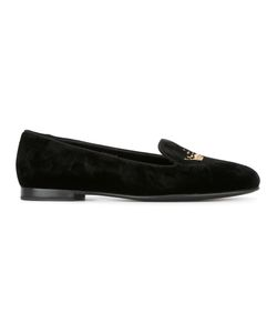 Church's | Crown Embroidered Slippers Size 37