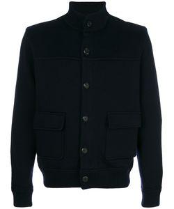 Salvatore Ferragamo | Knit Buttoned Jacket