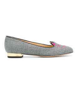 Charlotte Olympia | Kitty Slippers 35