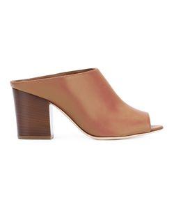 Sergio Rossi   Open Toe Sandals Size 39.5