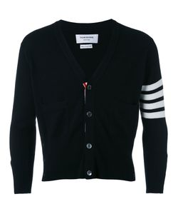 Thom Browne | Four Stripe Sleeve Cardigan