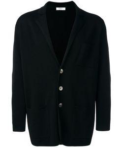 Fashion Clinic | Three Button Cardigan Small Wool