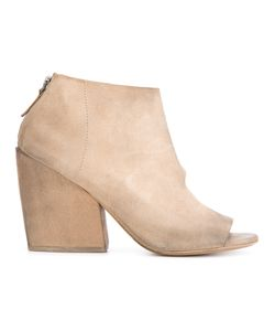 Marsèll | Cut-Out Ankle Boots Size 36