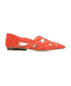 Derek Lam | Cut-Out Slippers Size 39