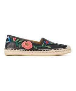 Gucci | Embroidered Espadrilles Size 40