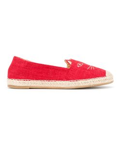 Charlotte Olympia | Cat Face Espadrilles Size 37