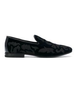 Henderson Baracco   Velvet Slippers Size 42