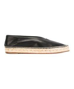 Céline | Pointed Toe Espadrilles Size 38