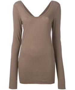 Isabel Benenato | Thumbhole Slim-Fit T-Shirt 42