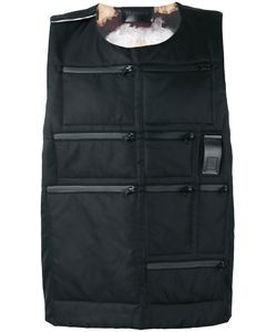 Letasca | Sleeveless Bomber Vest S