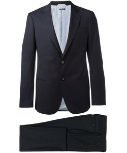 Giorgio Armani | Single-Breasted Formal Suit Size 48