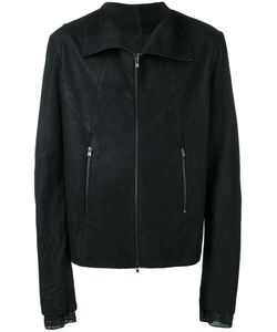 Lost And Found Rooms | Lost Found Rooms Zipped Leather Jacket Medium