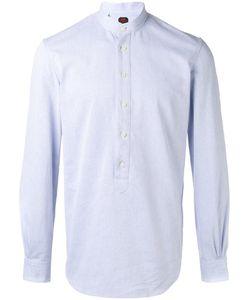 Mp Massimo Piombo | Mandarin Collar Shirt