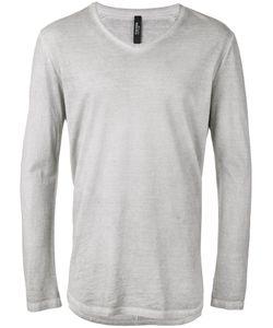 Tom Rebl | Striped Back Longsleeved T-Shirt