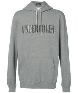 Undercover | Printed Hooded Sweatshirt 4