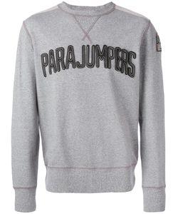 Parajumpers | Logo Patch Sweatshirt L