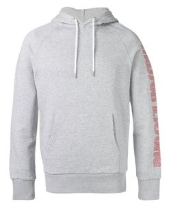 Maison Kitsuné | Sleeve Print Hoodie Size Xl