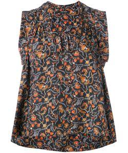 Isabel Marant | Foliage Print Sleeveless Top Size 40
