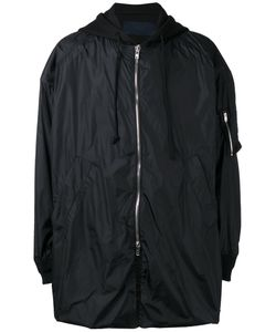 Juun.J   Oversized Hooded Coat 50