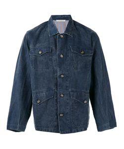 Ermanno Gallamini | Buttoned Jacket Size Small