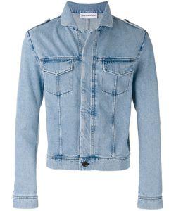 Gosha Rubchinskiy   Washed Denim Jacket Medium