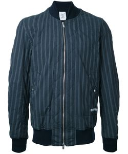 Undercover | Striped Bomber Jacket 4