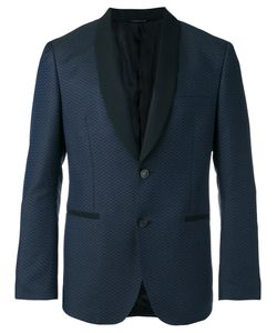 Tonello | Contrast Lapel Jacket