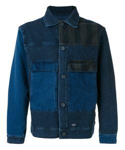 Bleu De Paname | Double Pocket Denim Jacket Size Small