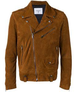 Dondup | Suede Biker Jacket