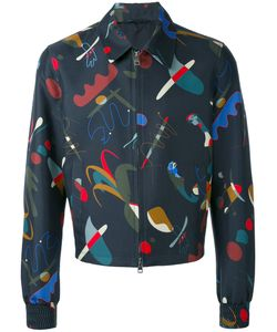 Salvatore Ferragamo | Printed Jacket 52