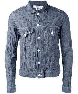 Ganryu Comme Des Garcons | Wrinkles Denim Jacket