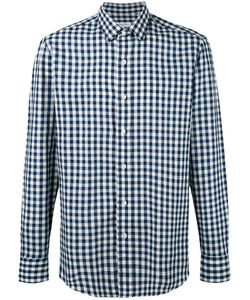 Salvatore Piccolo | Checked Shirt 41 Cotton