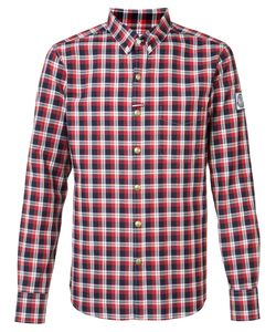 Moncler Gamme Bleu | Checked Button-Down Shirt