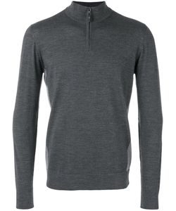 Loro Piana | Zipped Neck Sweater